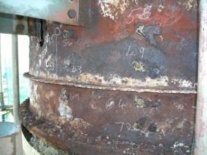 Chimney Shell Deterioration