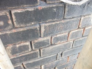 Preparation of Mortar Joints