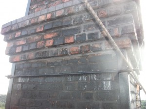 Chimney Head Re-build & Pointing Complete