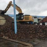 Rafferty Steeplejacks, Brick Chimney Demolition